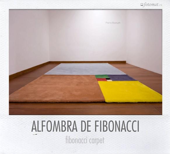 ALFOMBRA DE FIBONACCI