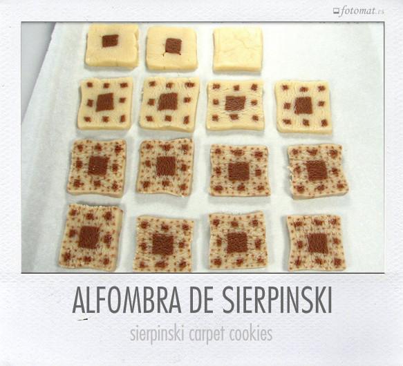ALFOMBRA DE SIERPINSKI