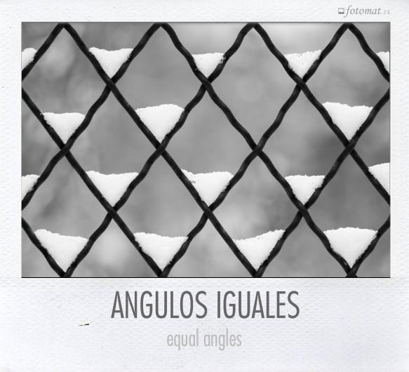 ANGULOS IGUALES