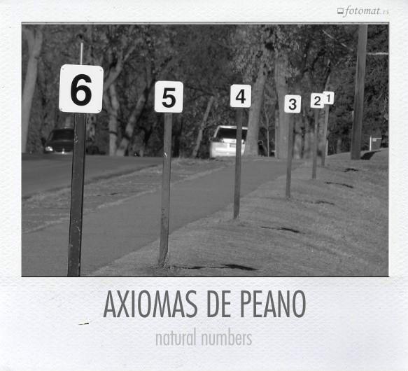 AXIOMAS DE PEANO