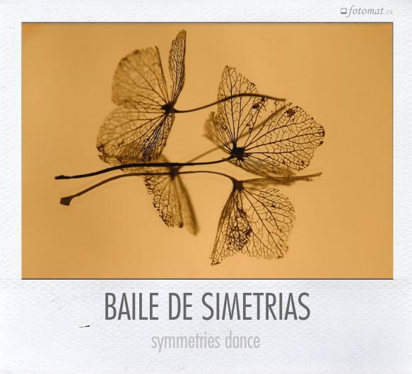 BAILE DE SIMETRIAS