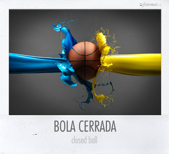 BOLA CERRADA