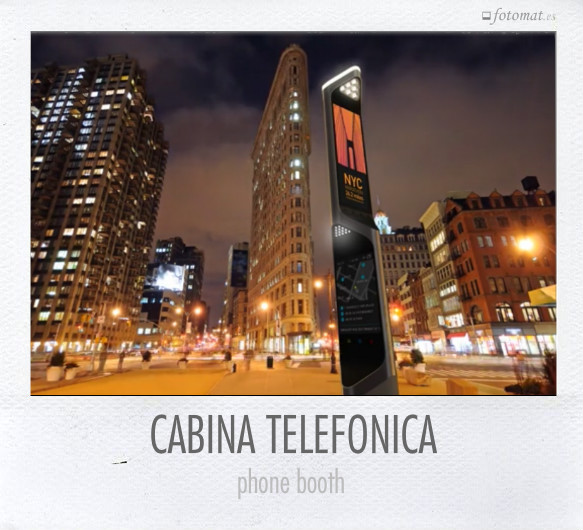 CABINA TELEFONICA