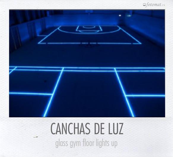 CANCHAS DE LUZ