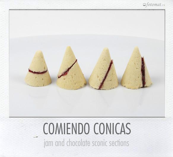 COMIENDO CONICAS
