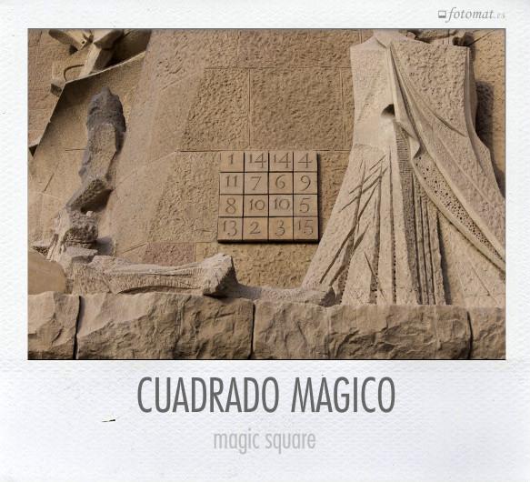 CUADRADO MÁGICO