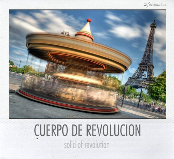 CUERPO DE REVOLUCIÓN