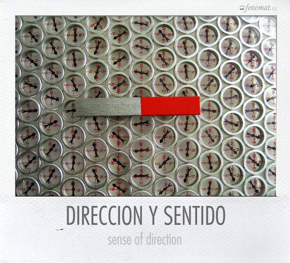 DIRECCIÓN Y SENTIDO