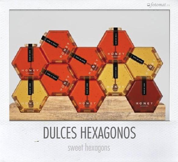 DULCES HEXAGONOS