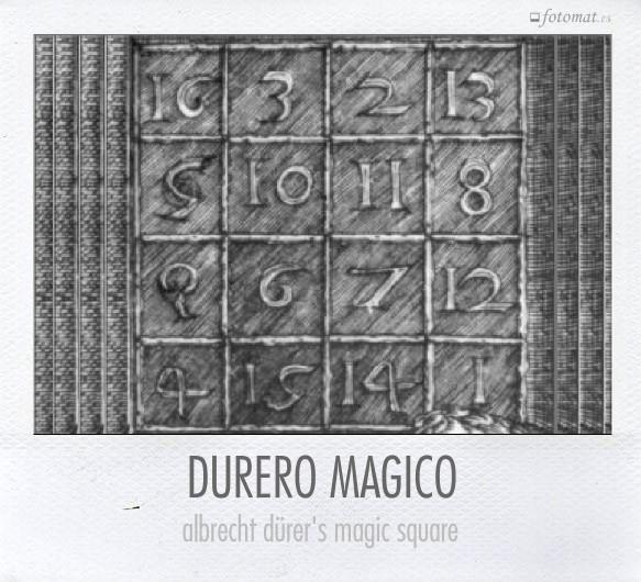 DURERO MAGICO