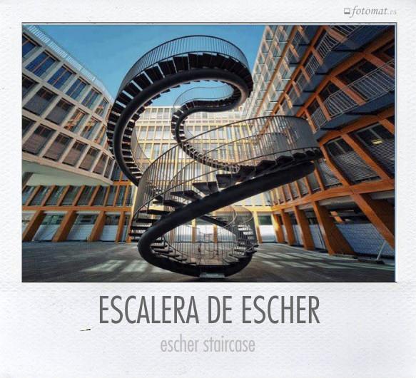 ESCALERA DE ESCHER