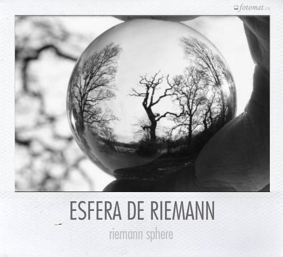 ESFERA DE RIEMANN