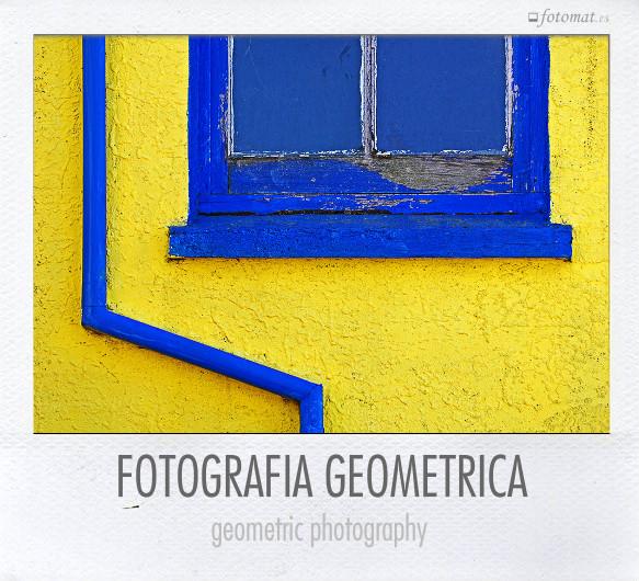 Fotografía geométrica de Donald Boy
