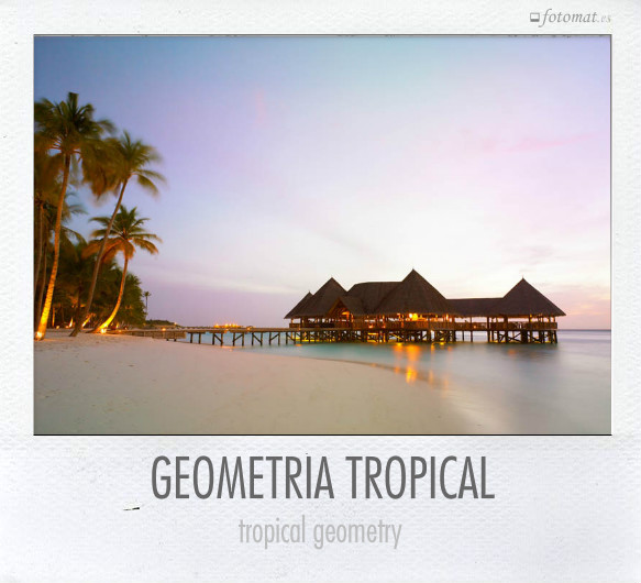 GEOMETRÍA TROPICAL