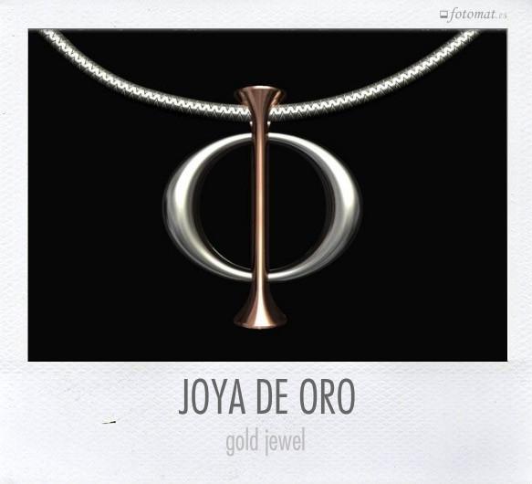 JOYA DE ORO