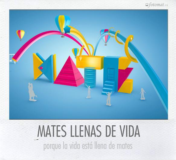 MATES LLENAS DE VIDA