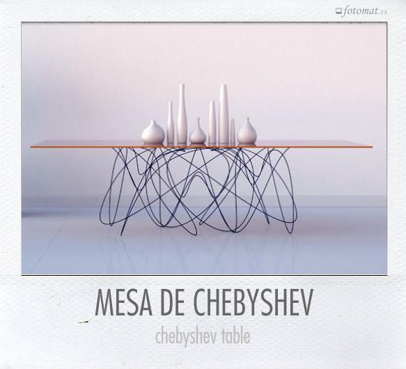 MESA DE CHEBYSHEV