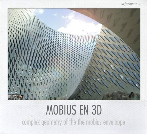MOBIUS EN 3D