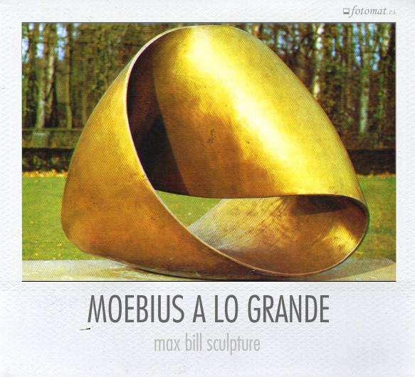 MOEBIUS A LO GRANDE