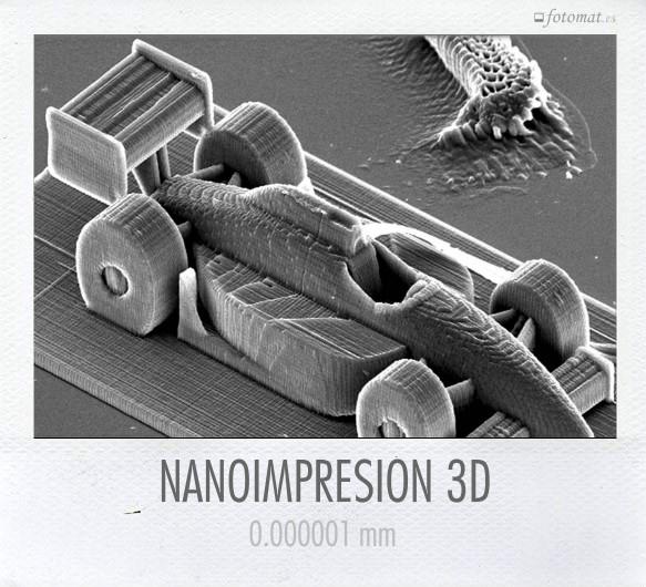 NANOIMPRESIÓN 3D