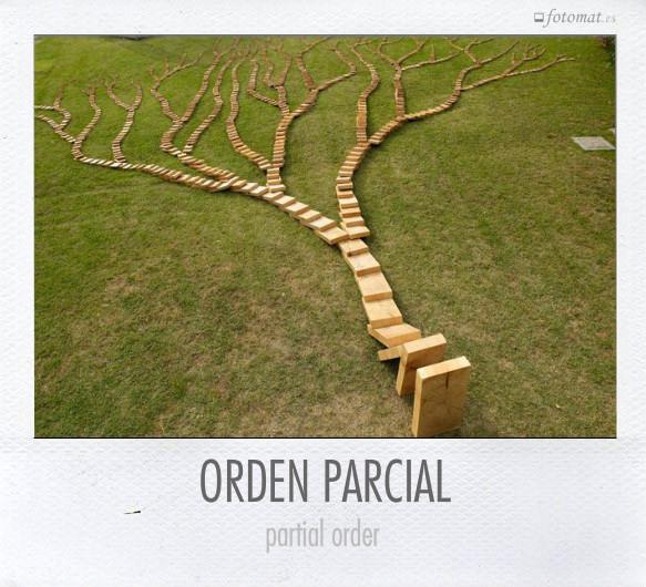 ORDEN PARCIAL