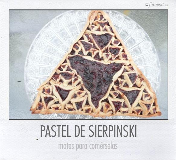PASTEL DE SIERPINSKI