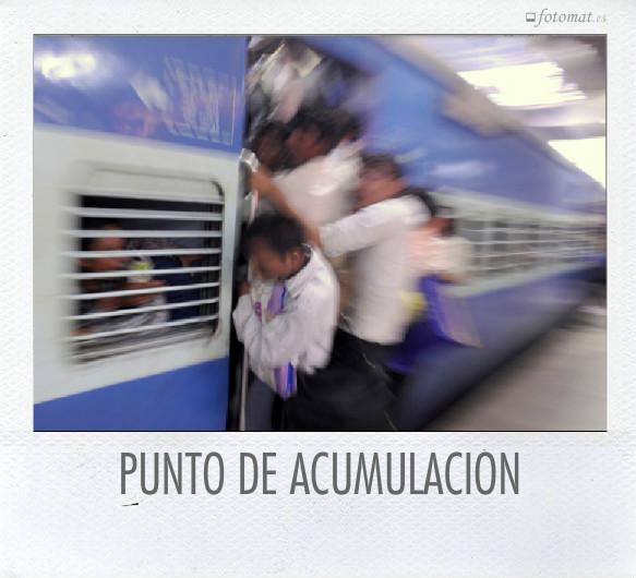 PUNTO DE ACUMULACIÓN