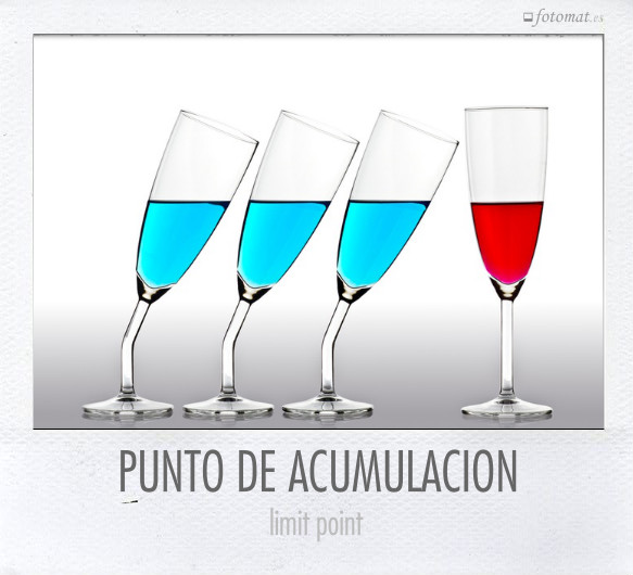 PUNTO DE ACUMULACION