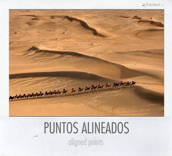 PUNTOS ALINEADOS