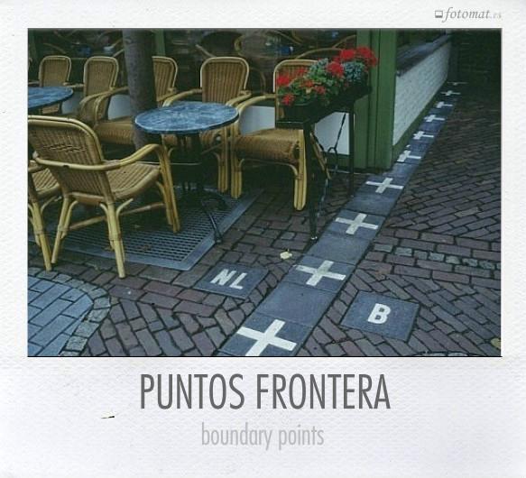 PUNTOS FRONTERA