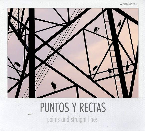 PUNTOS Y RECTAS