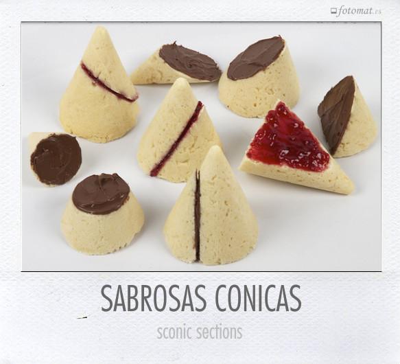SABROSAS CONICAS