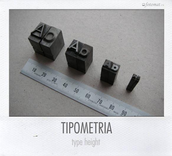 TIPOMETRIA