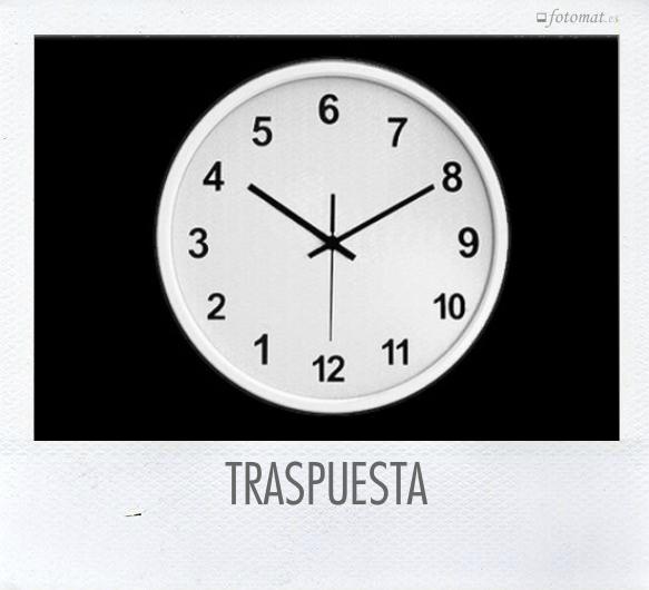 TRASPUESTA