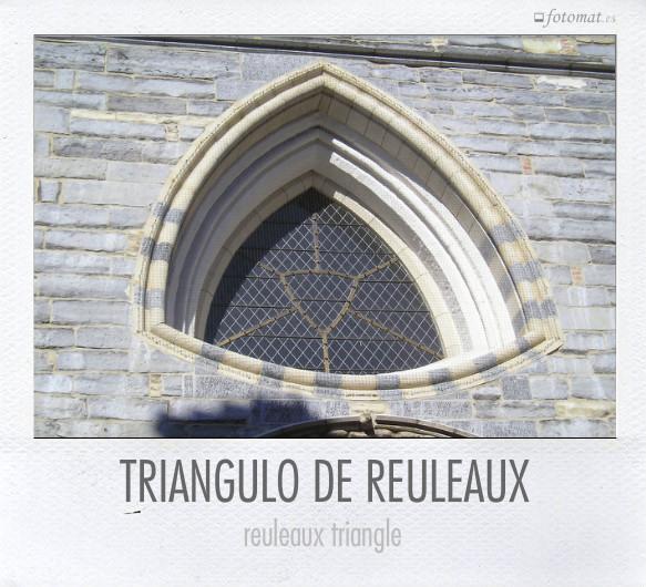 TRIANGULO DE REULEAUX