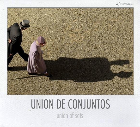 UNIÓN DE CONJUNTOS